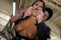 female ejaculation porn pics xxxpics squirtdisgrace gushing whore fucked garage pic