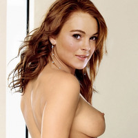 hot naked asses lindsay lohan busty sexy nude boobs