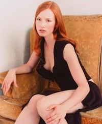 hot sexy redhead pics alicia witt hot redhead ginger celebrity entry