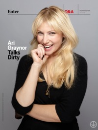 newest hottest porn stars photo ari graynor talks dirty