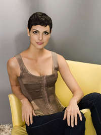 nice tits porn gallery pics celeb morena baccarin hot nuda topless porn