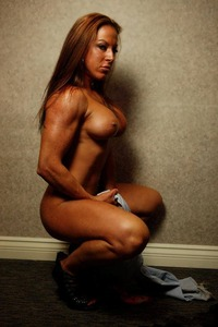 thick lady porn photos muscle chicks